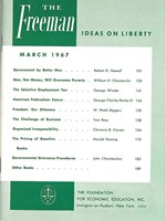 cover of March 1967