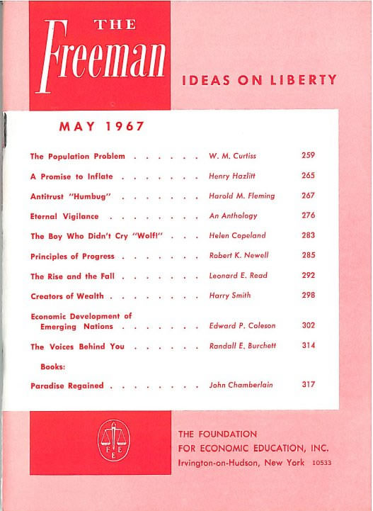 cover image June 1967