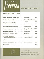 cover of September 1967
