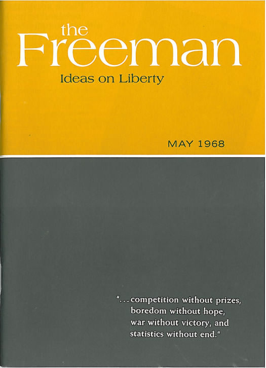 cover image May 1968