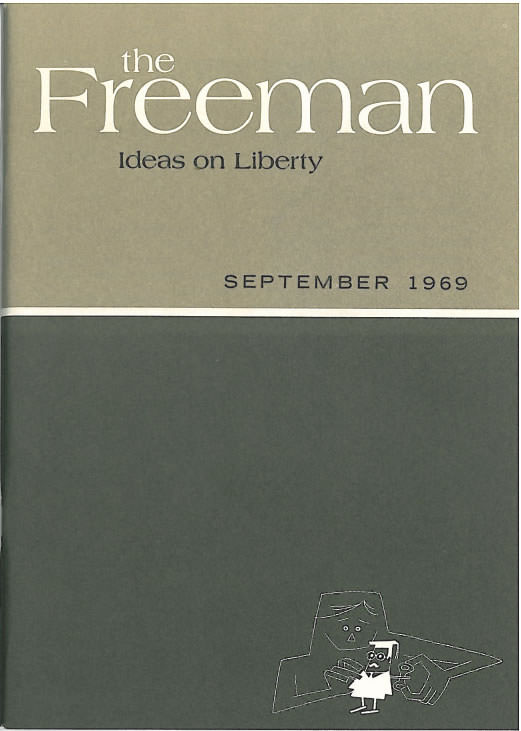 cover image September 1969