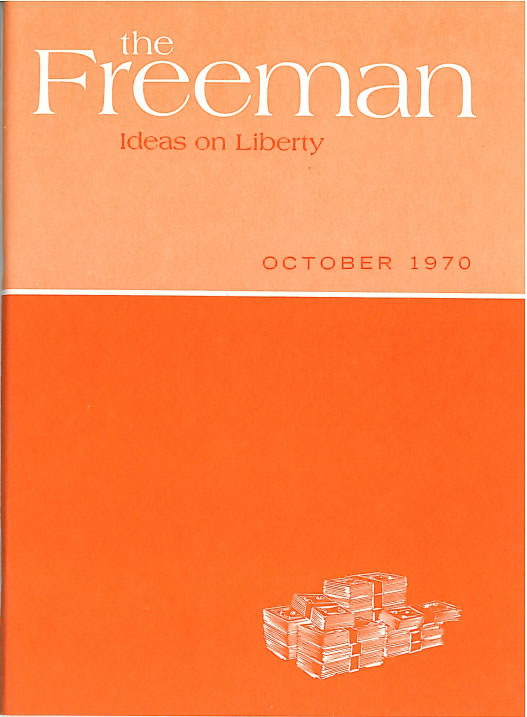 cover image October 1970