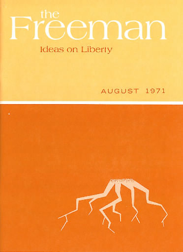cover image August 1971