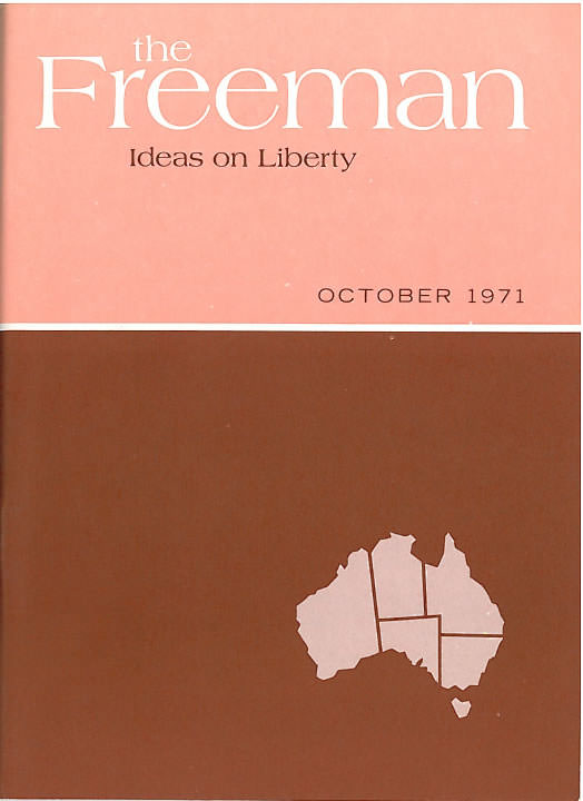 cover image October 1971