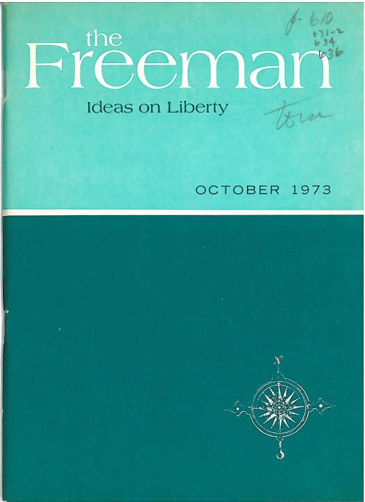 cover image October 1973