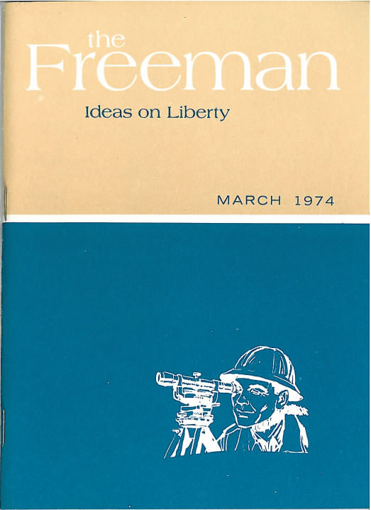 cover image March 1974