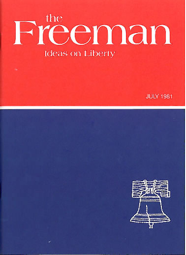 cover image July 1981
