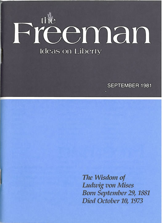 cover image September 1981
