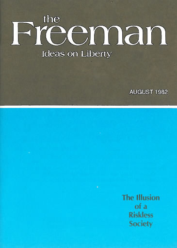 cover image August 1982