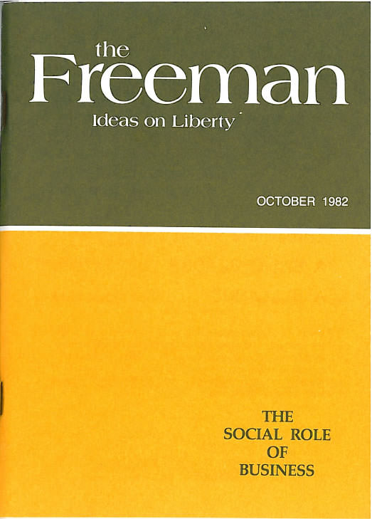 cover image October 1982
