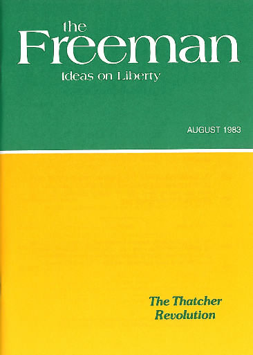 cover image August 1983