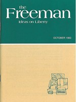 cover of October 1983