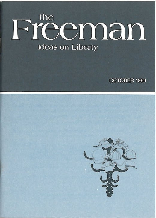 cover image October 1984