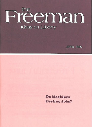 cover image April 1985