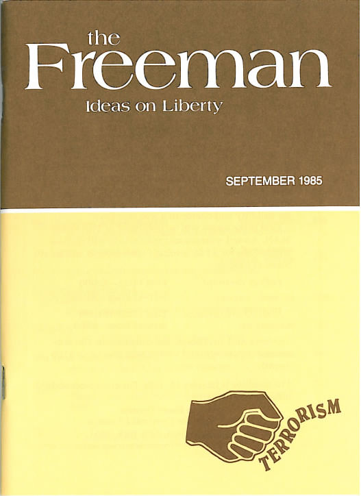 cover image September 1985