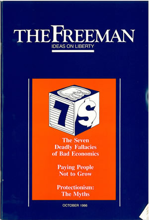 cover image October 1986