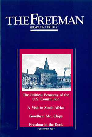 cover image February 1987