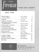 cover of July 1958