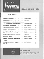 cover of July 1962