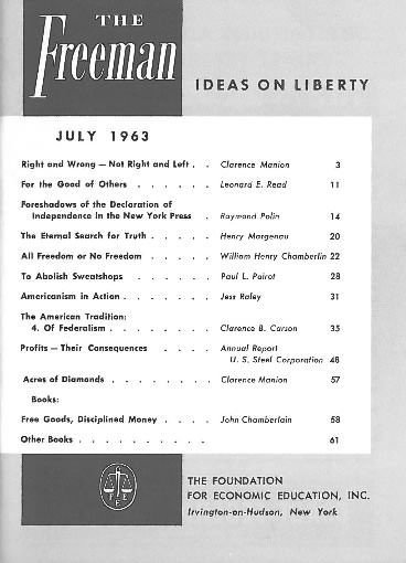 cover image July 1963