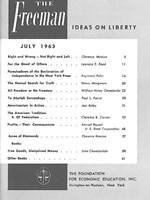 cover of July 1963