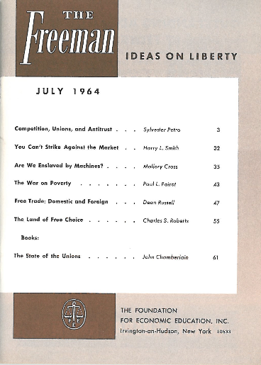 cover image July 1964