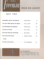 cover of July 1964