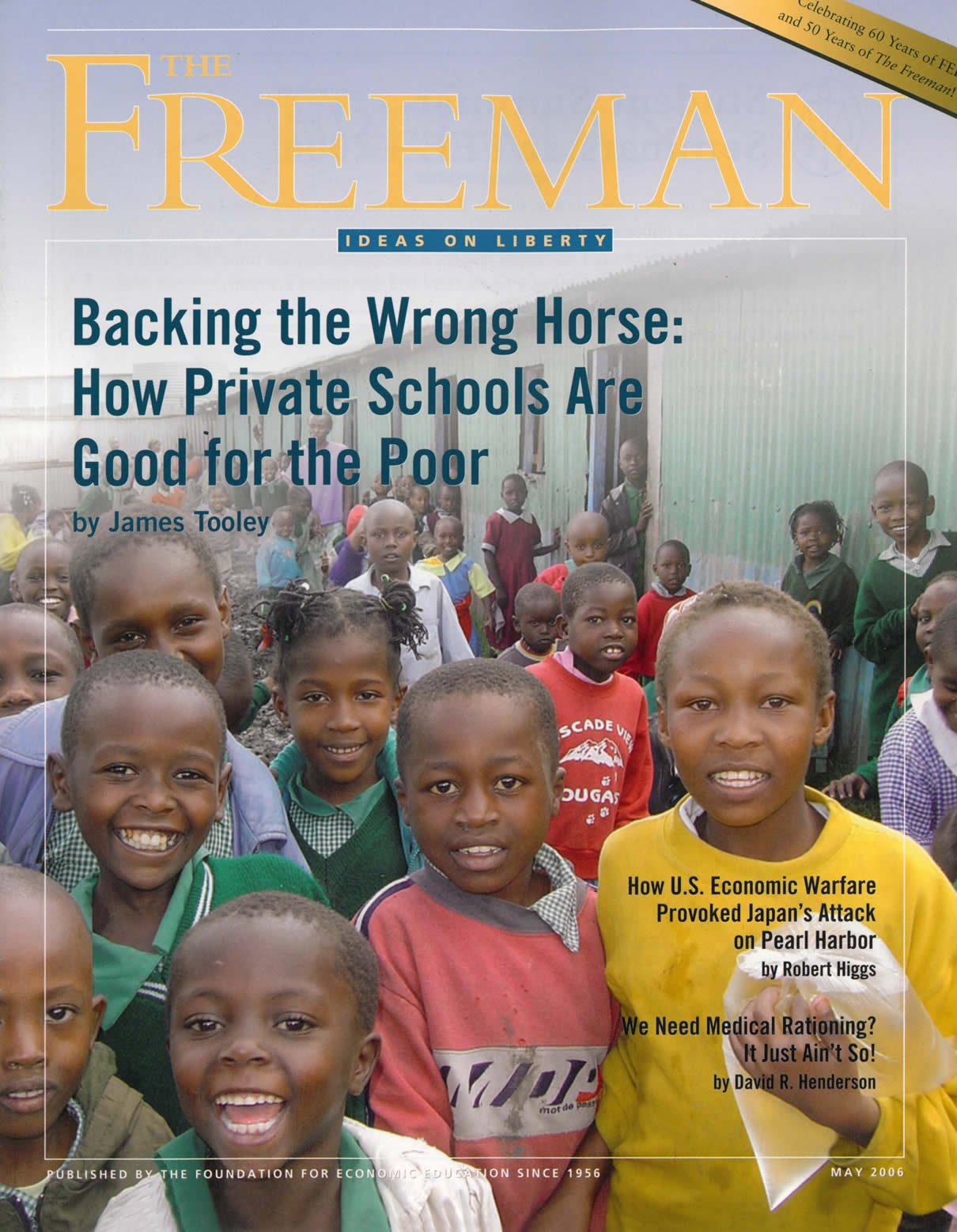 cover image May 2006