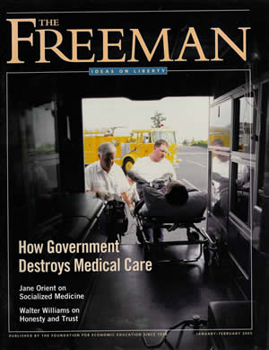 cover image January/February 2005