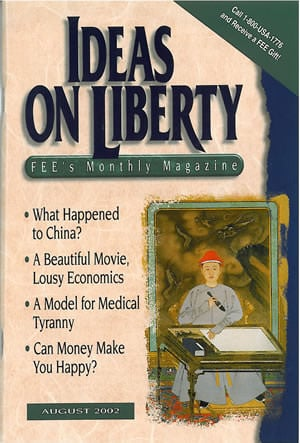 cover image August 2002