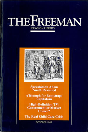 cover image October 1989