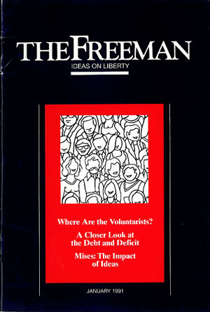 cover image January 1991