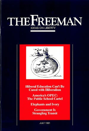 cover image July 1991
