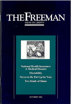 cover image October 1992