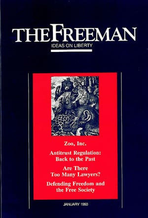 cover image January 1993