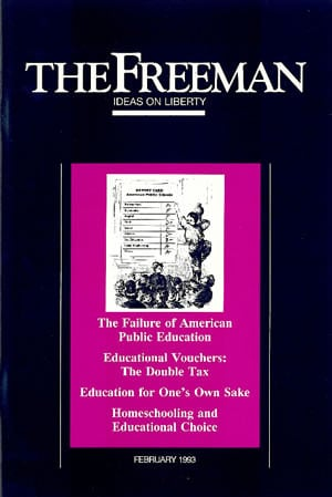 cover image February 1993