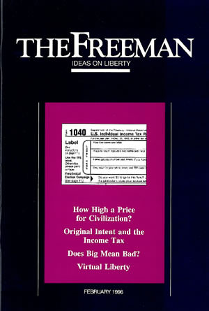 cover image February 1996