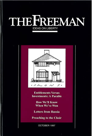 cover image October 1997