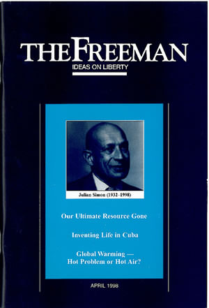 cover image April 1998