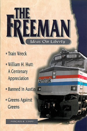 cover image August 1999