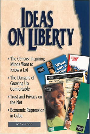 cover image May 2000