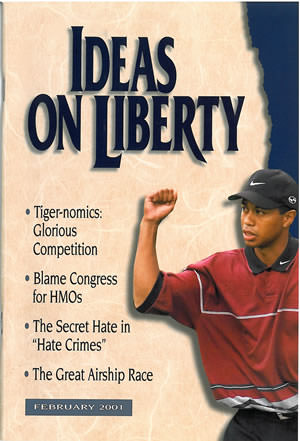 cover image February 2001