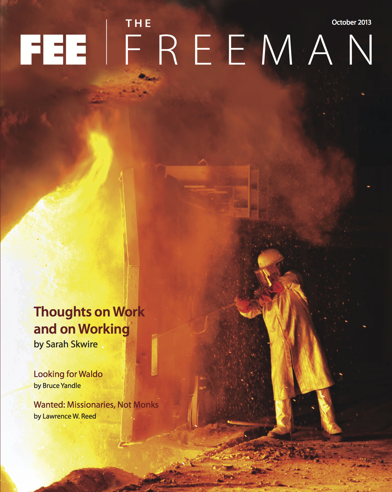 cover image October 2013