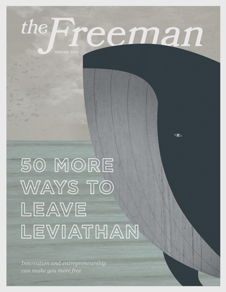 cover image The Freeman: Spring 2015