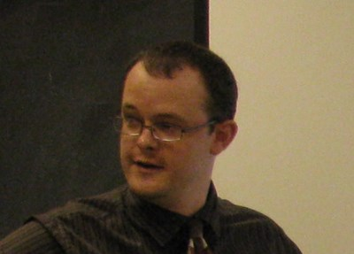 Photo of Kevin Currie-Knight