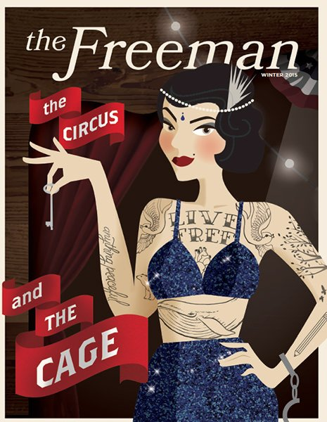 cover image The Freeman: Winter 2015