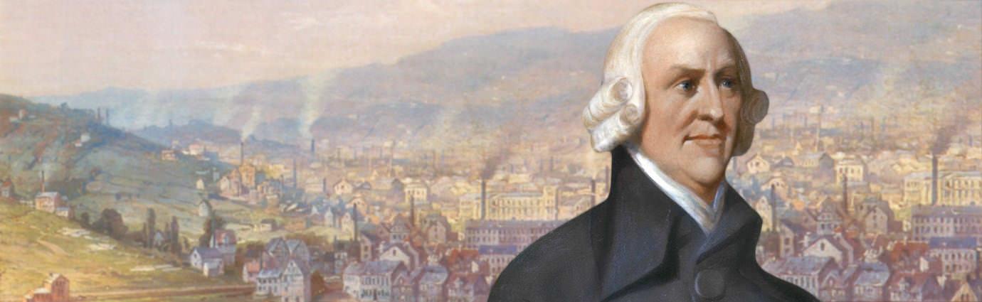 Adam Smith Ideas Change The World