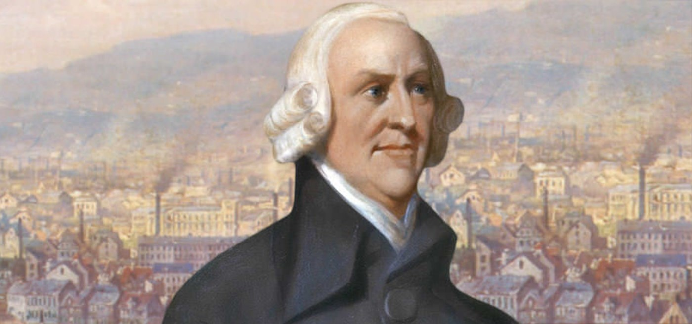 Adam Smith Ideas Change The World Foundation For