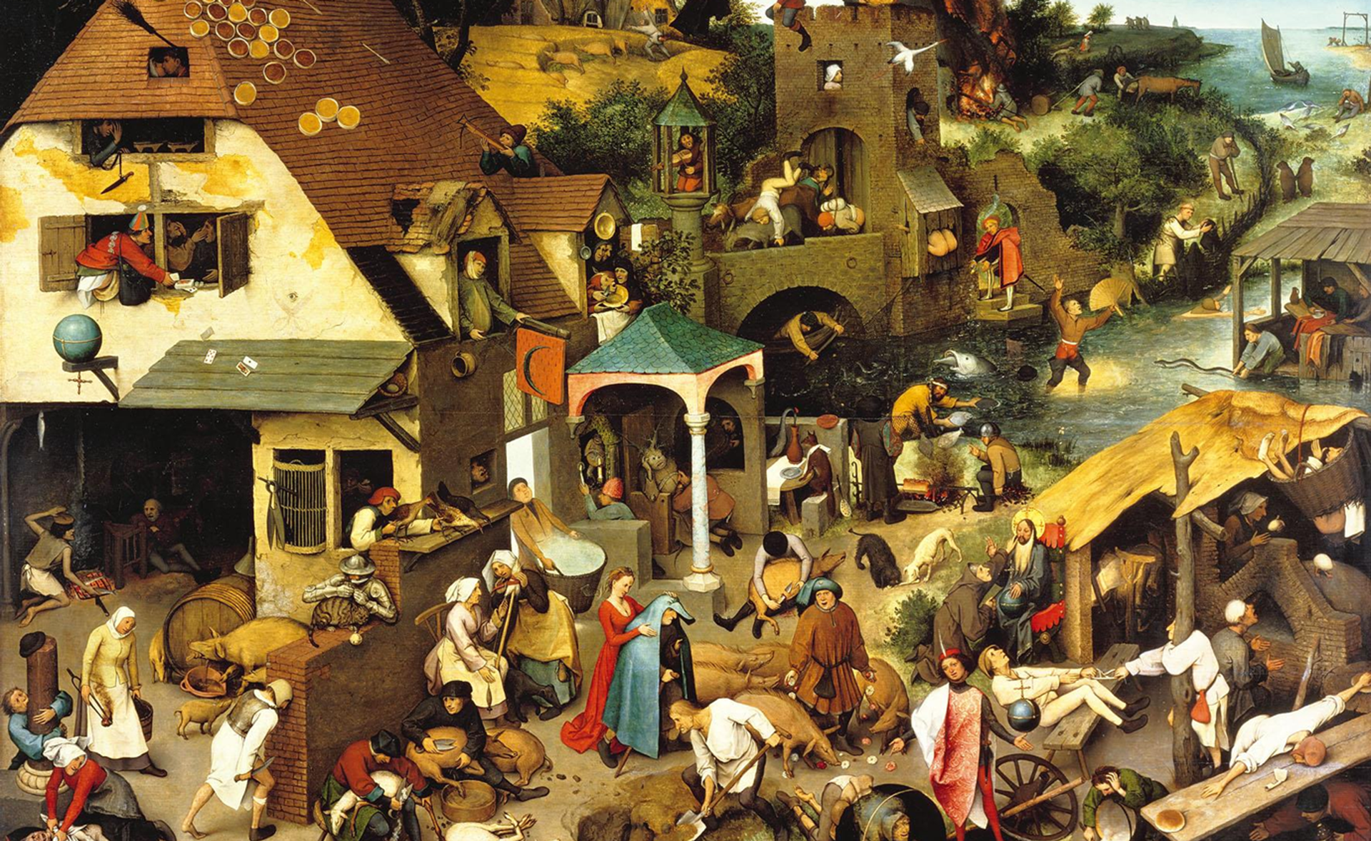 The Good Old Days of Poverty and Filth - Foundation for