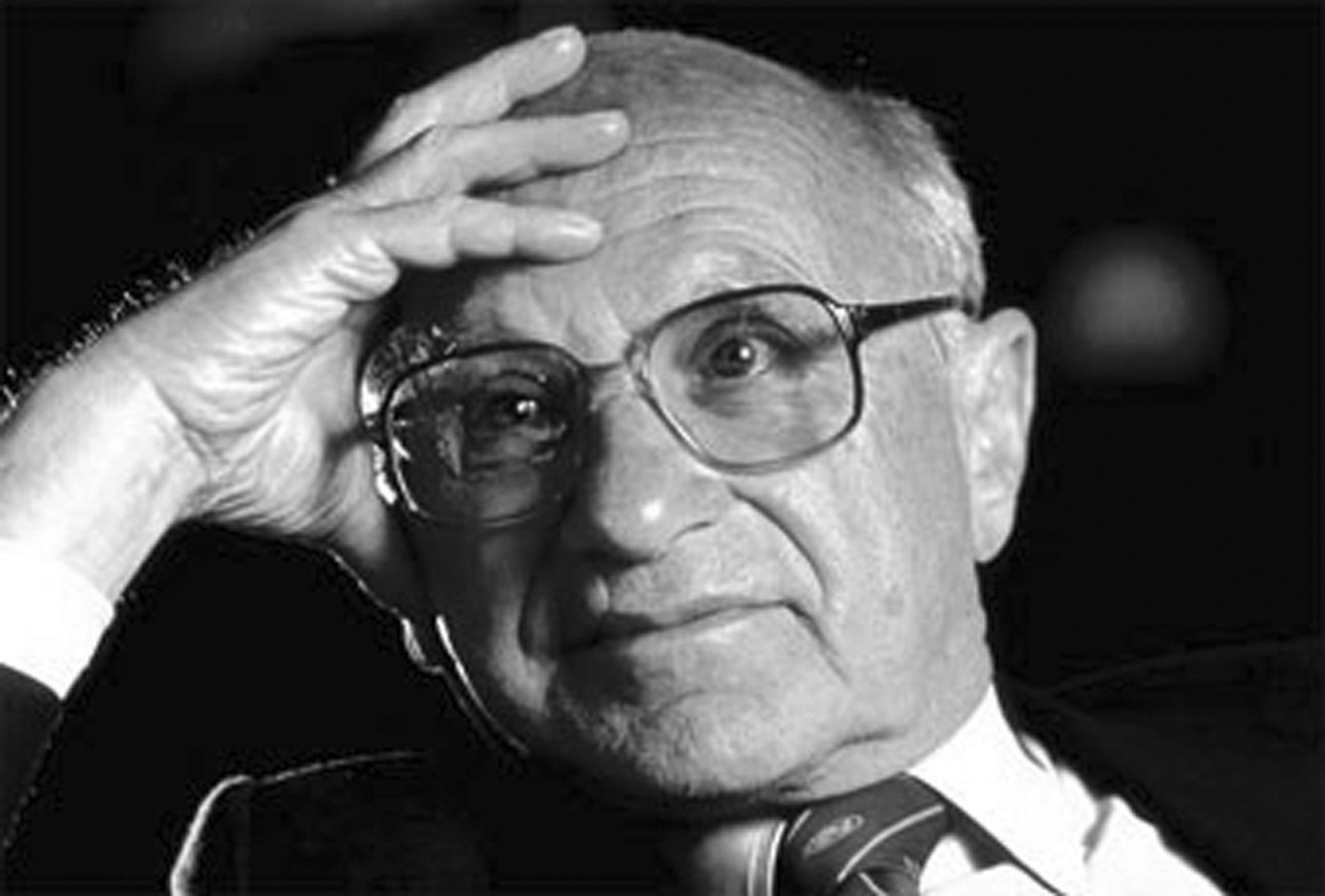 "Exactly: Milton Friedman Was Right on Corporate Guidance, and ""Woke"" CEOs Ignore Him at Shareholders Peril Milton-friedman-pic"